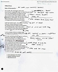 analysis of strange meeting by wilfred owen Strange meeting by wilfred owen strange friend, i said, here is no cause to mourn none, said the other, save the undone years, the hopelessness.
