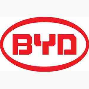 BYD Company Limited_logo