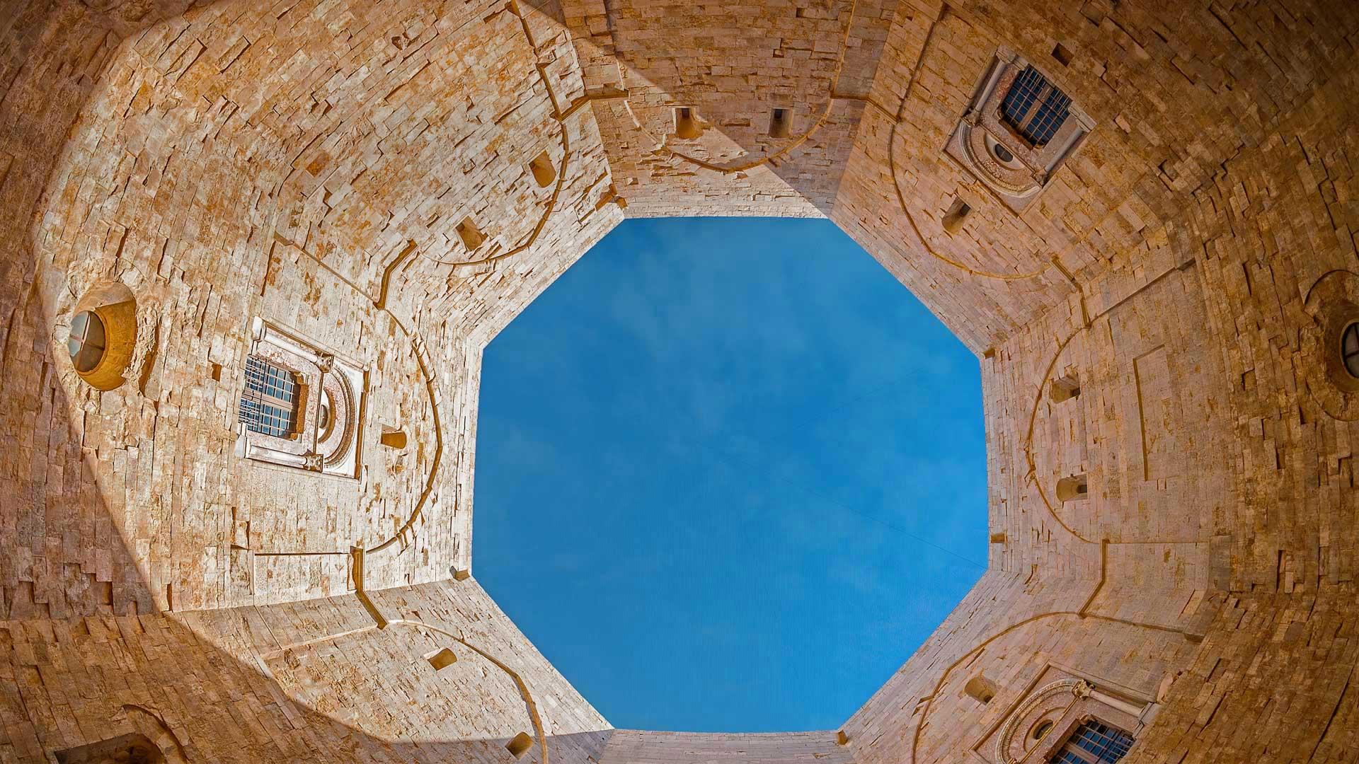 Castel del Monte, Apulia, Italy (? Toni Spagone/Alamy)