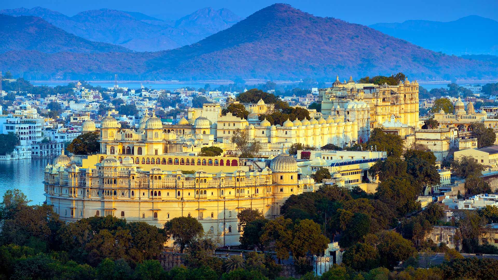City Palace, Udaipur, India (? Chaiyun Damkaew/Getty Images)