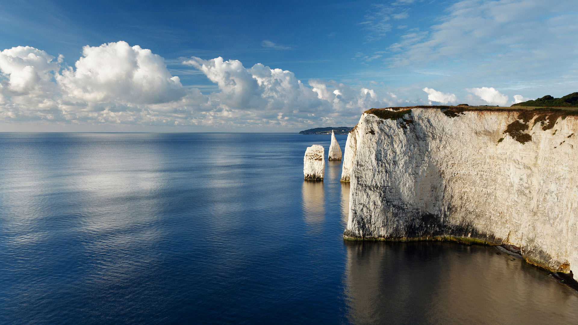 The Pinnacles on the Isle of Purbeck in Dorset, England (? James Osmond/Alamy)