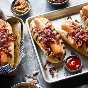 caramelised-onion-hot-dogs-family-favourites-tesco image