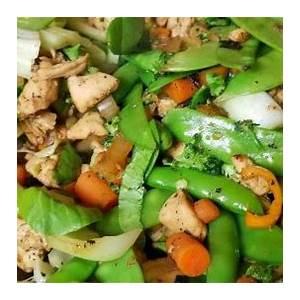 chicken-stir-fry-w-sauce-recipe-black-sesame-oil-coconut image