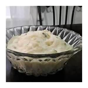 joes-roasted-garlic-mashed-potatoes-recipe-recipezazzcom image