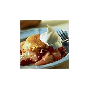 pear-and-cranberry-cobbler-foodland-ontario image