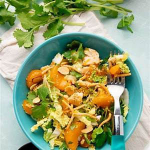 chopped-chinese-chicken-salad-with-mandarin-oranges image