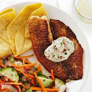 chipotle-cilantro-tilapia-recipe-eatingwell image