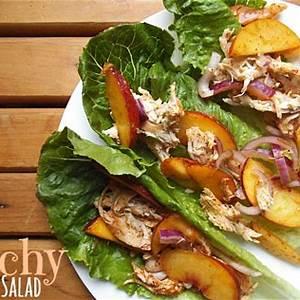 peachy-chicken-salad-creatively-delish image
