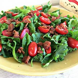 classic-wilted-salad-with-bacon-dressing-farm-fresh image