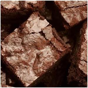 double-chocolate-fudgy-walnut-brownies image