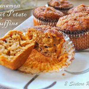 cinnamon-sweet-potato-muffins-2-sisters-recipes-by-anna image