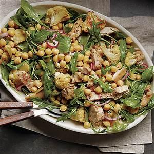 roasted-chicken-chickpea-and-cauliflower-salad image