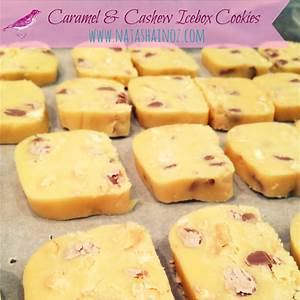 caramel-and-cashew-shortbread-cookie image