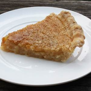 canadian-maple-syrup-sugar-pie-or-le-sirop-drable image