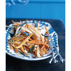 roasted-parsnips-and-carrots-with-sage-recipe-real image