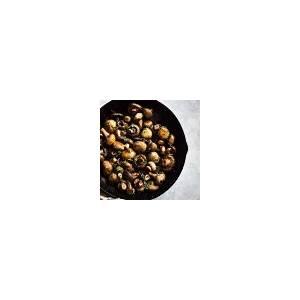 button-mushroom-recipe-with-garlic-sunday-supper image