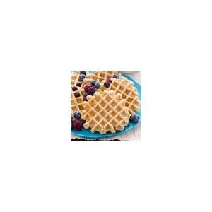 healthy-waffle-recipe-ifoodrealcom image