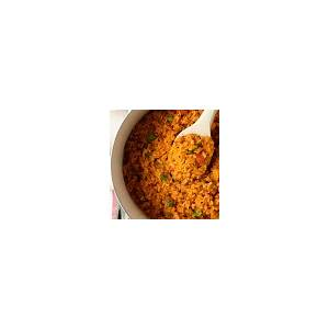 easy-spanish-rice-recipe-4-ingredientsvideo-a-spicy image