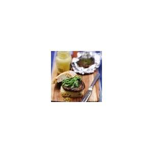 garlic-mushroom-burgers-vegetable-recipes-jamie-oliver image