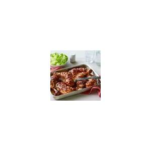 sticky-chicken-recipe-bbc-food image