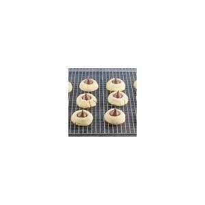 shortbread-hershey-kiss-cookies-recipe-smart-savvy-living image