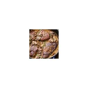 filet-mignon-recipe-in-mushroom-sauce-video image