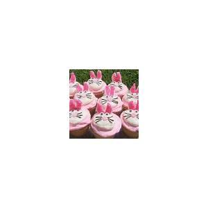 how-to-make-easter-bunny-cupcakes-recipegirl image