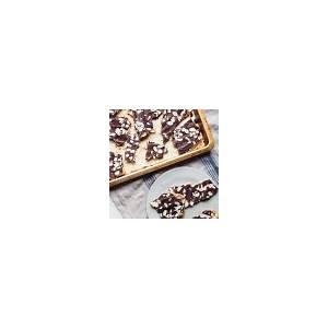 chocolate-covered-toffee-matzo-matzah-recipe-foodcom image