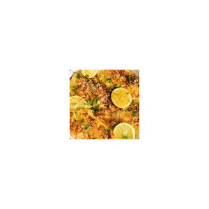 lemon-chicken-recipe-with-lemon-butter-sauce image