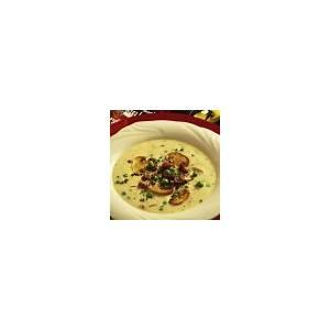 ham-and-potato-casserole-with-cream-of-mushroom-soup image