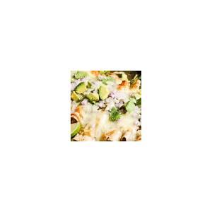 10-best-sour-cream-green-chile-chicken-enchiladas image