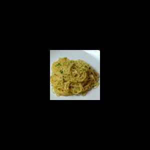 one-pot-creamy-garlic-angel-hair-pasta-recipe-sidechef image