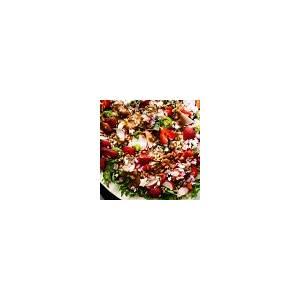 strawberry-arugula-salad-recipe-with-balsamic-vinaigrette image