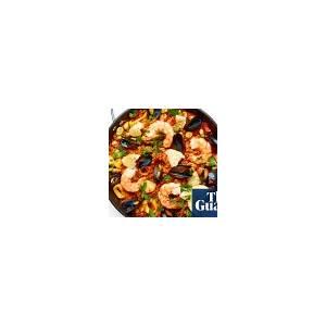 how-to-make-seafood-paella-recipe-food-the-guardian image