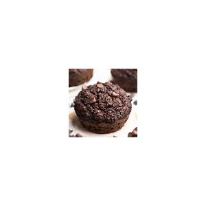 healthy-double-chocolate-bran-muffins-step-by-step image