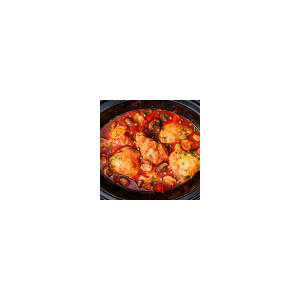 best-slow-cooker-chicken-cacciatore-recipe-how-to image