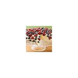 pavlova-with-lemon-curd-and-fresh-berries-recipe-chowhound image