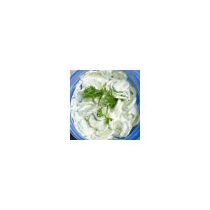 cucumbers-in-cream-sauce-recipe-cdkitchencom image
