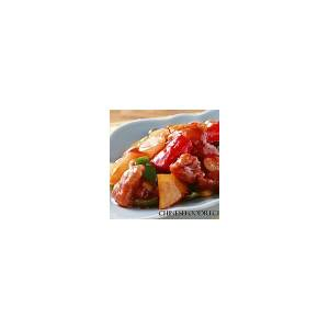 sweet-and-sour-pork-chinese-food image
