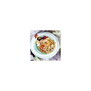 seafood-paella-seafood-recipes-jamie-magazine image
