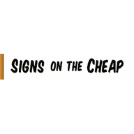 SignsOnTheCheap promo codes