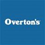 Overton's promo codes