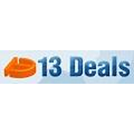 13Deals coupon codes