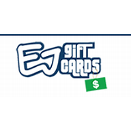 EJ Gift Cards promo codes