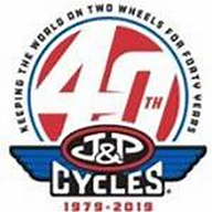 J&P Cycles promo codes