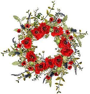 natural wreaths for front door