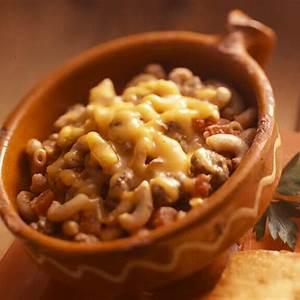 taco-macaroni-skillet-recipe-land-olakes image