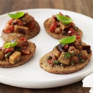 eggplant-and-tomato-crostini-jamie-geller image