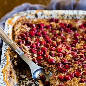 baked-cranberry-oatmeal-nutmeg-nanny image