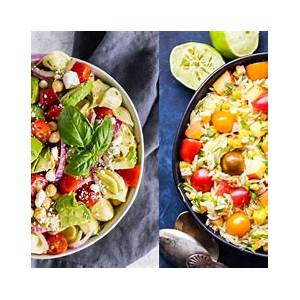 6-best-easy-pasta-salad-recipes-how-to-make-pasta image